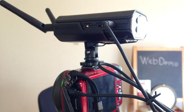 オーディオテクニカ カメラマウントシステム ATW-1701
