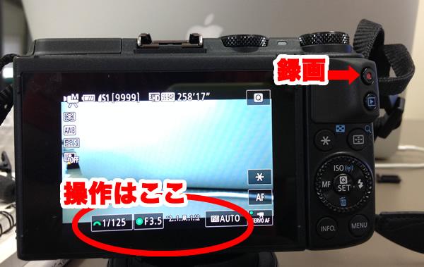 M3 操作ディスプレイ