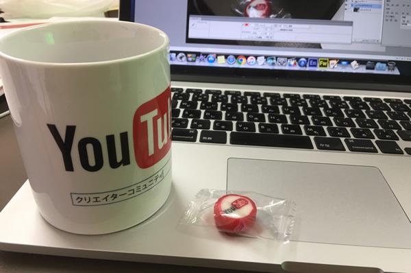 YouTubeおみやげ