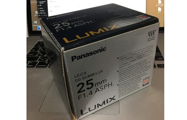 ライカ DG SUMMILUX 25mm/F1.4